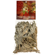 Load image into Gallery viewer, White Sage Smudge Clusters - 2oz bag
