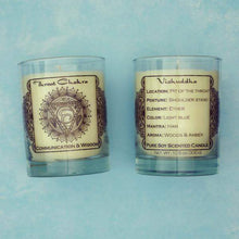 Load image into Gallery viewer, Soy Candle | Third Eye Chakra Ajna | Indian Jasmine