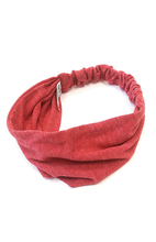 Load image into Gallery viewer, Women's Eco Triblend Headbands - Choose Color