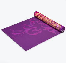 Load image into Gallery viewer, Reversal Royal Bouquet Yoga Mat 6mm