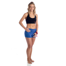 Load image into Gallery viewer, Yoga Shorts Royal Blue