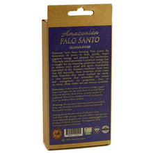 Load image into Gallery viewer, Premium Amazonian Palo Santo Raw Incense Wood