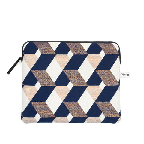 Geometric Ipad Zip Case