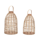 Natural Bamboo Lanterns