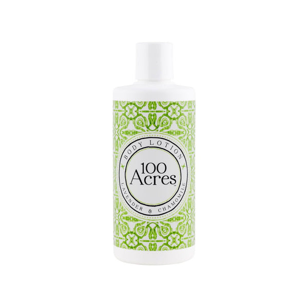 100 Acres : Lavender & Chamomile Body Lotion