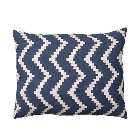 Outdoor Cushions IKAT Sema