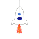 Rocket Decoration
