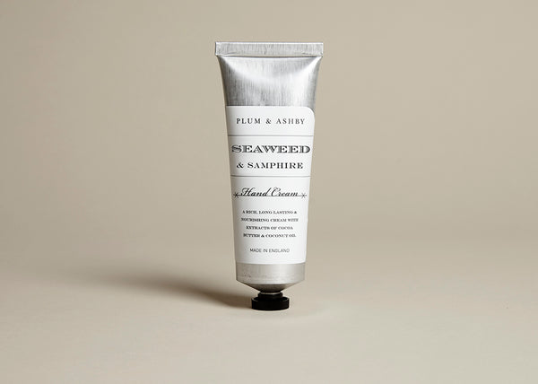 Seaweed and Samphire Handcream