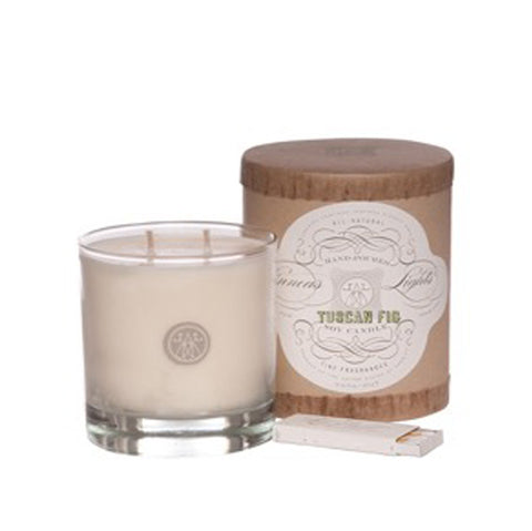 Linneas Tuscan Fig Candle