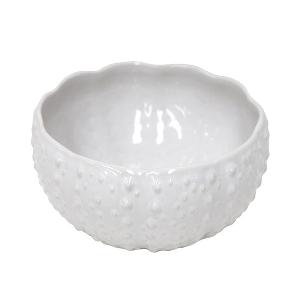 White Urchin Bowl
