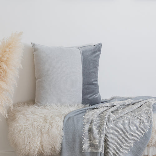 Eco Louis Velvet Pillow moonstone