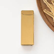 Load image into Gallery viewer, Rechargeable Pocket Lighter - Gold