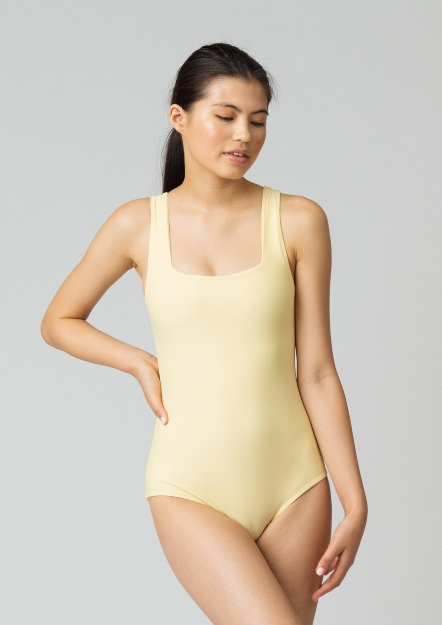 Olivia One Piece in Citrine