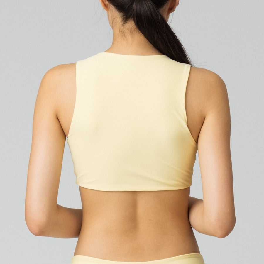 Rosie Top in Citrine