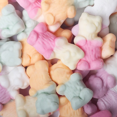 Foamy Teddies