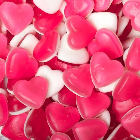 Jelly Lovehearts