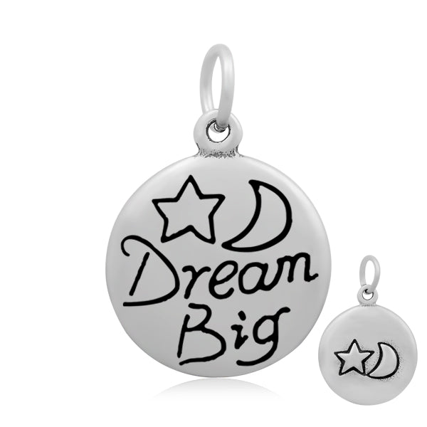 Dream Big Charm