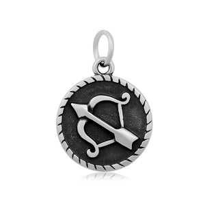 Sagittarius The Archer Zodiac Charm Me
