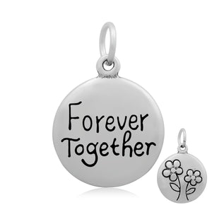 Forever Together Charm