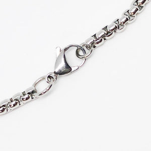 Baseball Stainless Steel Necklace