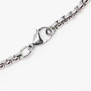 Whale Tail Stainless Steel Necklace