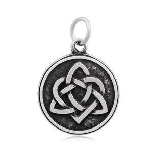 Celtic Knot of Love Charm