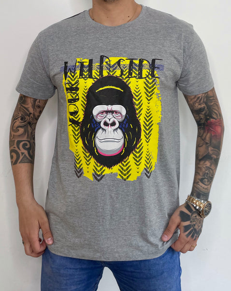 CAMISETA UNISEX YOUR WILD SIDE