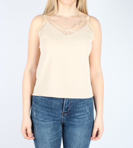 Top Polly beige