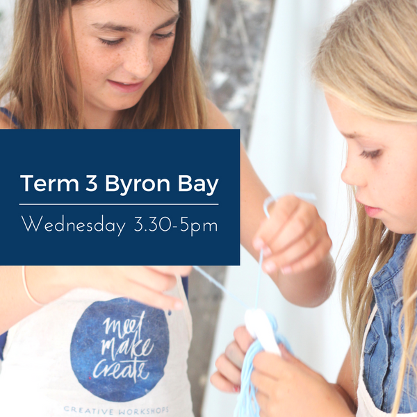 After School Creative Classes | Byron Bay