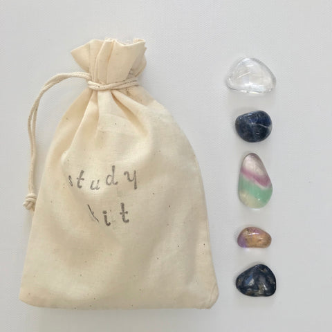 Crystal Study Kit
