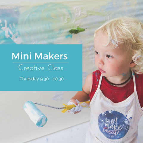 Mini Makers Craft | Thursday