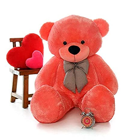 Pink Teddy For Your Loved Ones