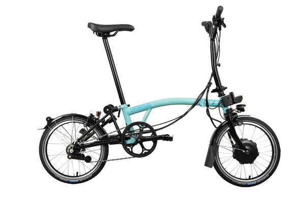 Brompton M6 - LD   ⚡ Electric ⚡