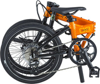 Dahon Launch D8s