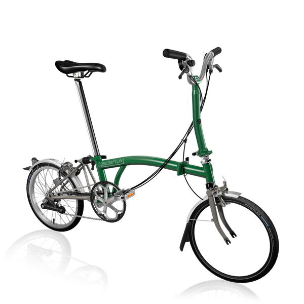 Superlight Brompton M6-LX  Superlight Titan