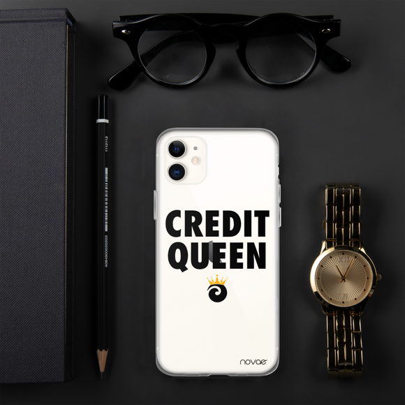 Credit Queen Samsung Case