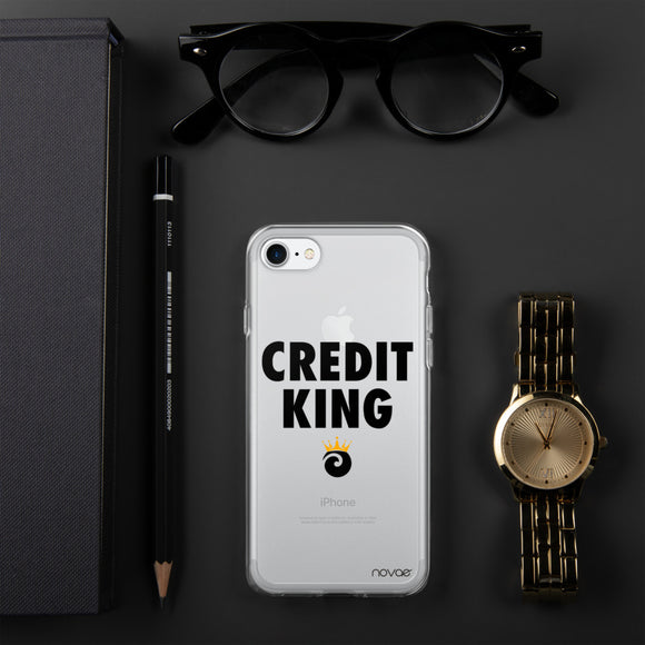 Credit King iPhone Case