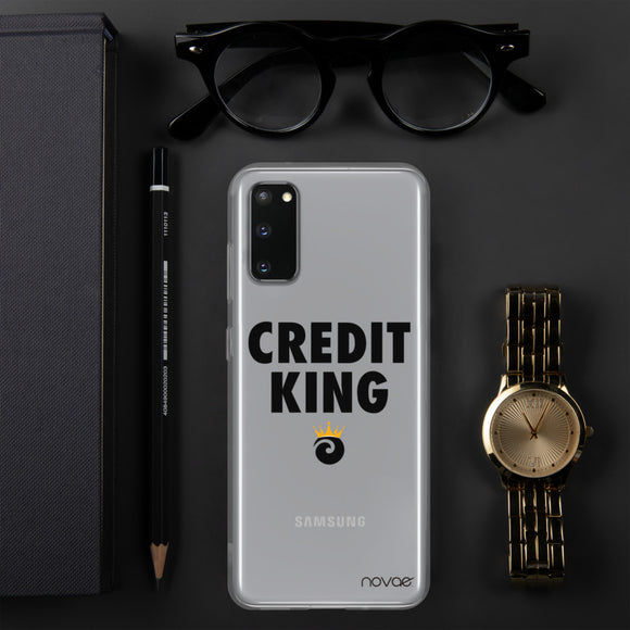 Credit King Samsung Case