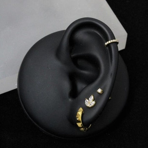 Gold Ear Stack