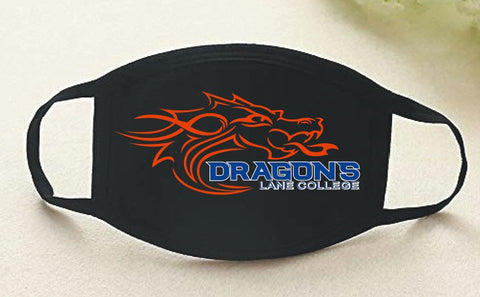 Dragons Face Mask - See below for purchase information.
