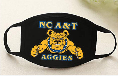 Aggies Face Mask -