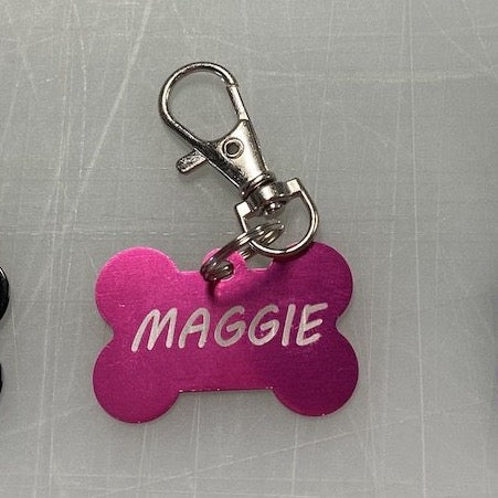 Pet Tags Custom with Name