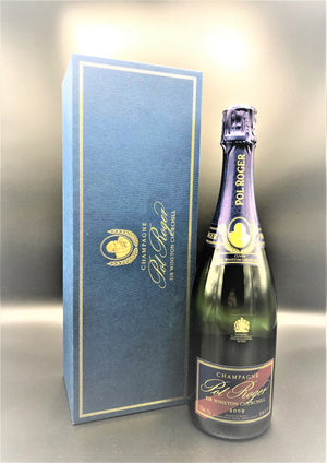L'elite dello champagne Pol Roger Sir Winston Churchill 2009