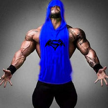 Load image into Gallery viewer, Sleeveless shirt - Fitness hoodie