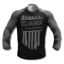 Load image into Gallery viewer, Long sleeves - Fitness