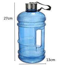 Load image into Gallery viewer, 1/2 gallon water bottle