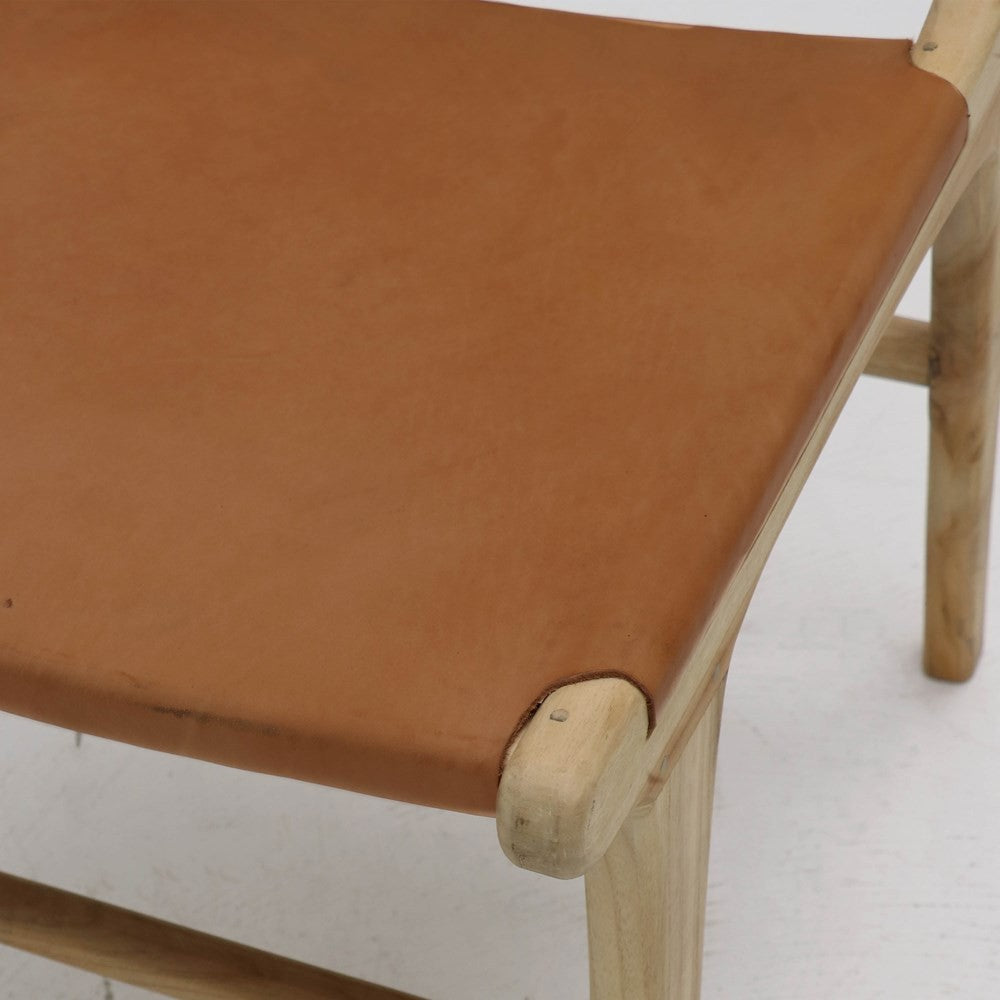 Hyde Dining Chair - Tan