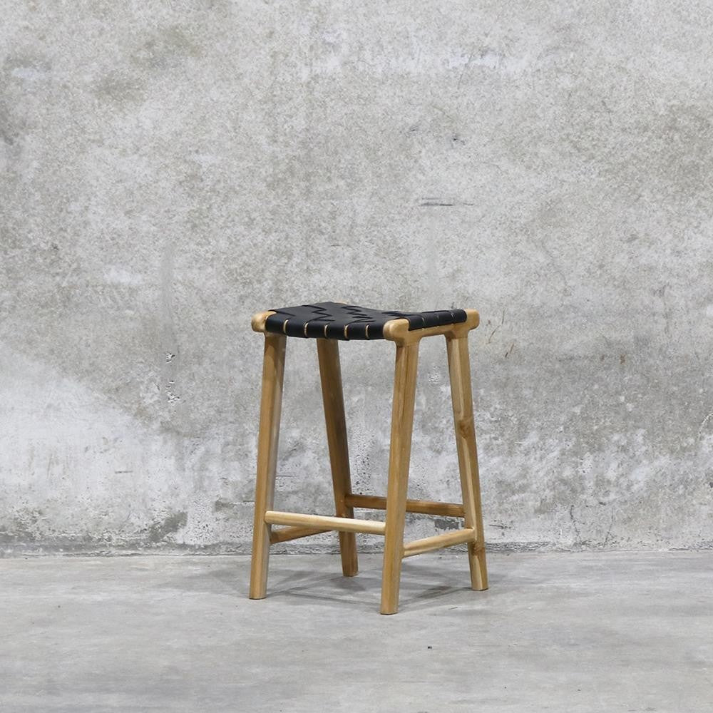 Hayes Counter Stool - Black