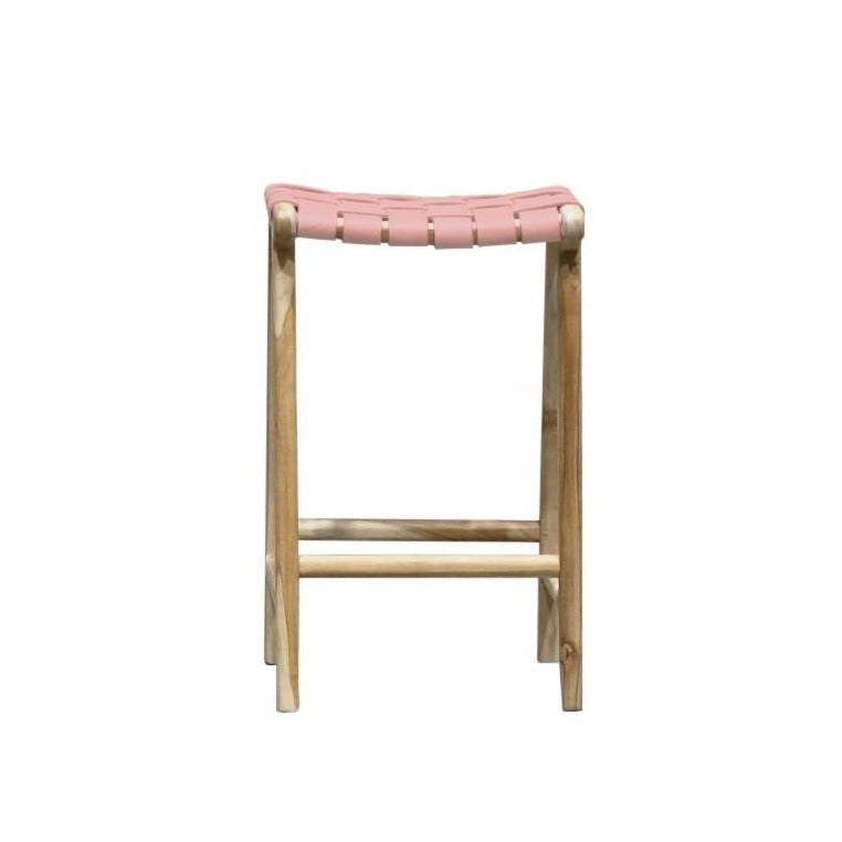 Load image into Gallery viewer, Hayes Counter Stool - Nude