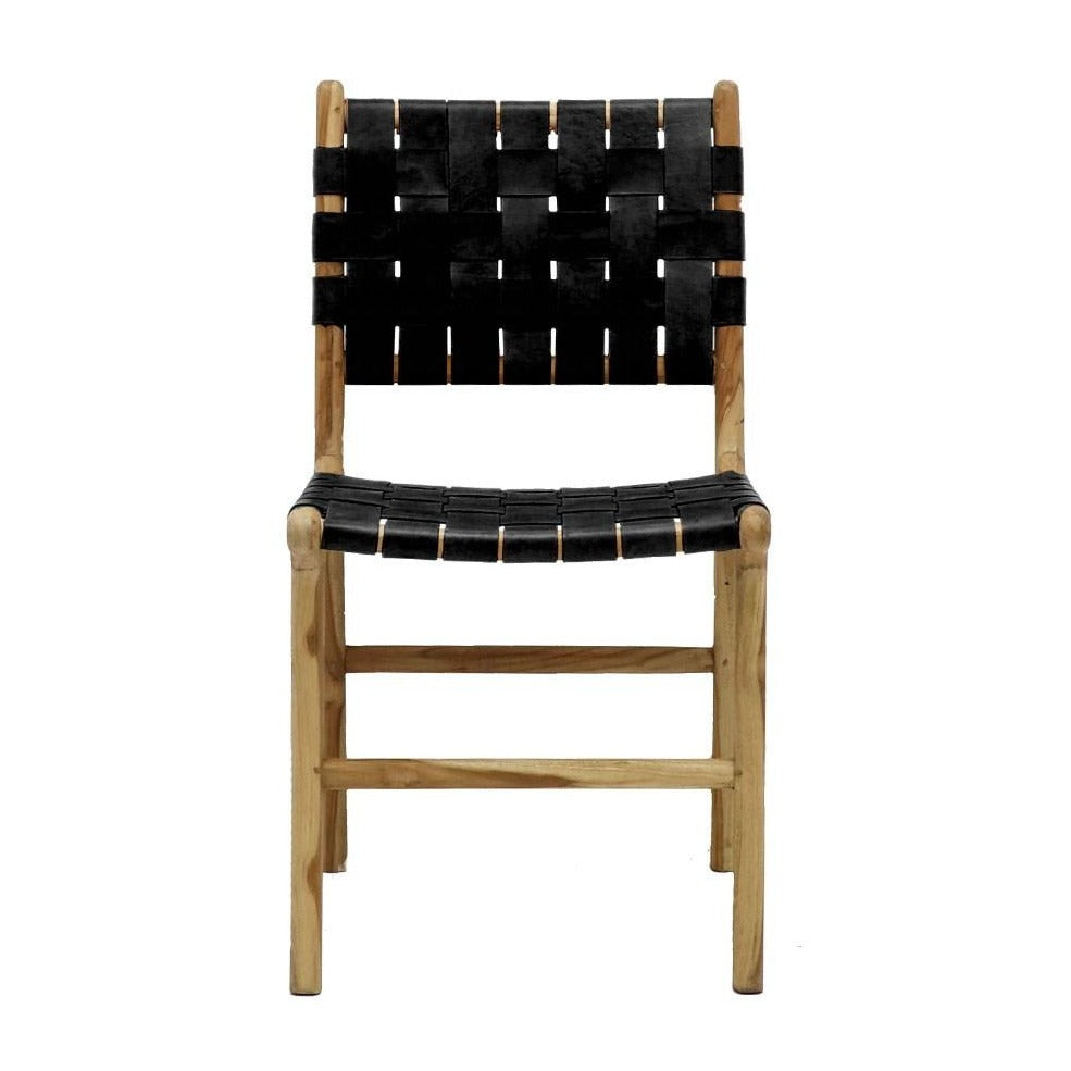 Hayes Dining Chair - Black